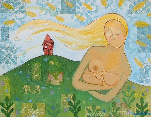 Hiçbir anne yoktur ki sütü bebeğine yetmesin!..