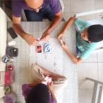 Her yemekten sonra bir doz Uno