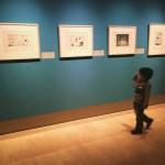 Önce çocuksuz, sonra çocuklu Iki Mirò'nun hikayesi... #SabancıMüzesi'ndeki Mirò sergisi…