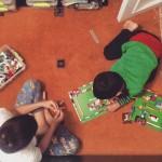 Kalkın #Lego oynamaya geciktik!
