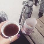 Moda. Sahil. Çay. Çekirdek. Çocuklar. Bisiklet. Bahar geldi #kesinbilgi