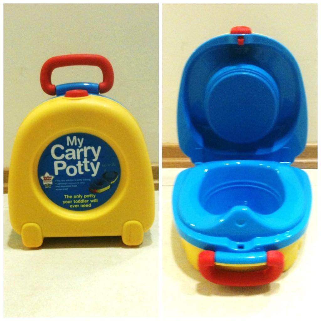 Hediye Ürün: My Carry Potty