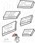 Kitap yağmuru