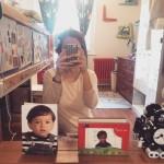 Odaları ayrılırken bebeklik fotoğrafını kardeşinin odasında bırakmış. Unutmuş sandım, meğer…