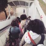 Bütün çocuklar toplandık, #matematikköyü'ne gidiyoruz. Bekle bizi Şirince!