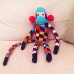 Çorap maymun #maymunca'ya kardeş geldi. Görünen o ki devamı da…