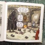 Darth Vader da olsa, neticede o da bir baba. #JeffreyBrown'un…