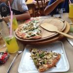 Dn akam ocuklarla beppepizzeriaya gittik Pizzalarn ok beeniyoruz biz Fiyathellip