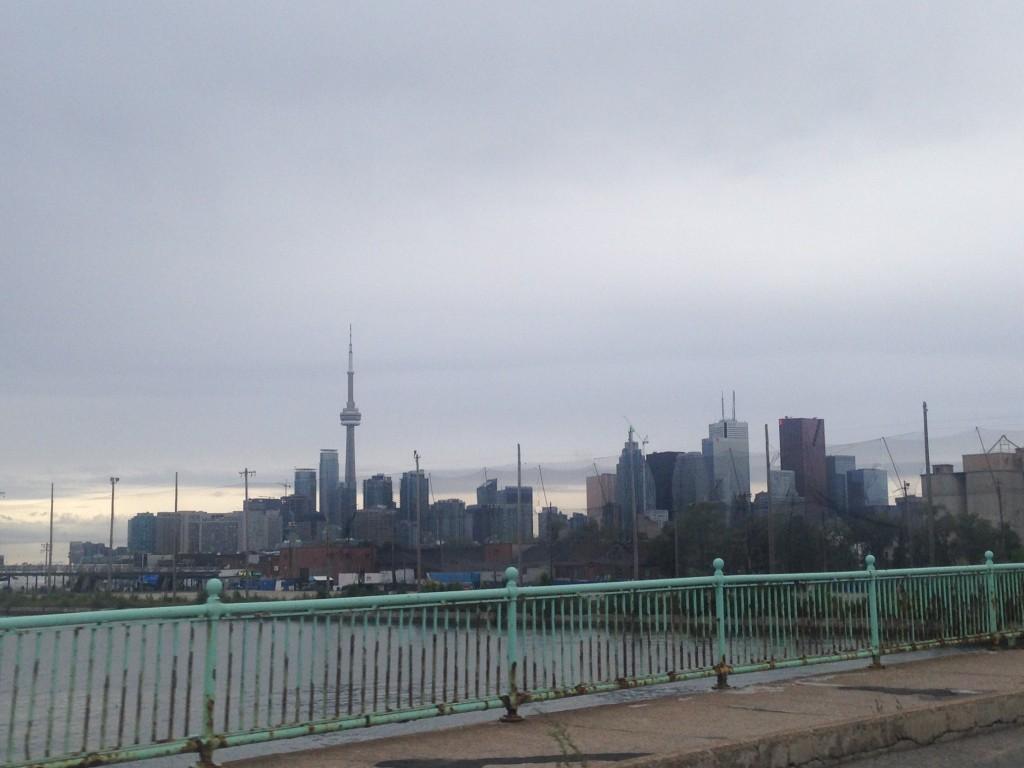Toronto'ya bakış...
