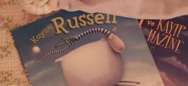 Uyuyamadığınızda; Koyun Russell!