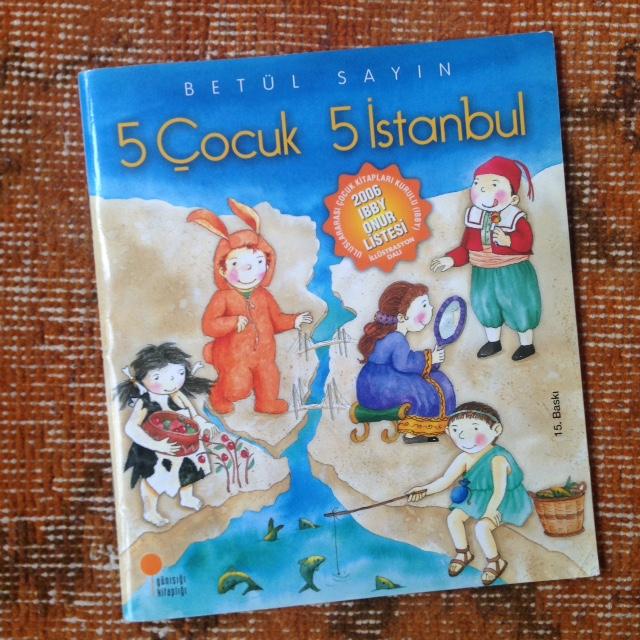 5 cocuk 5 istanbul5