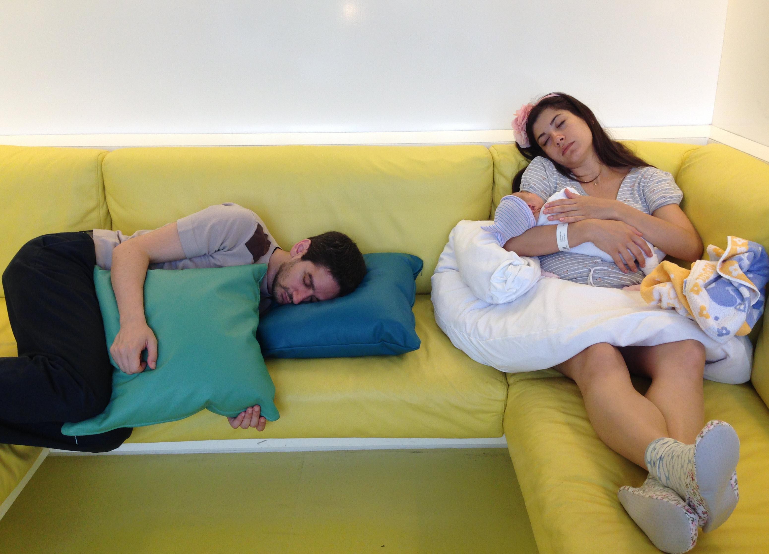 Bebeğiniz uyuyamıyorsa bir de bunu deneyin